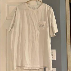Men's Vineyard Vines whale t shirt